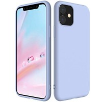 Silicone Phone Case compatiable with iPhone 11 2019, Ultra Thin & Full Body Protective No Dust Attractive Soft Cover 6.1 Liquid Rubber Cases for Apple with Lining Fiber